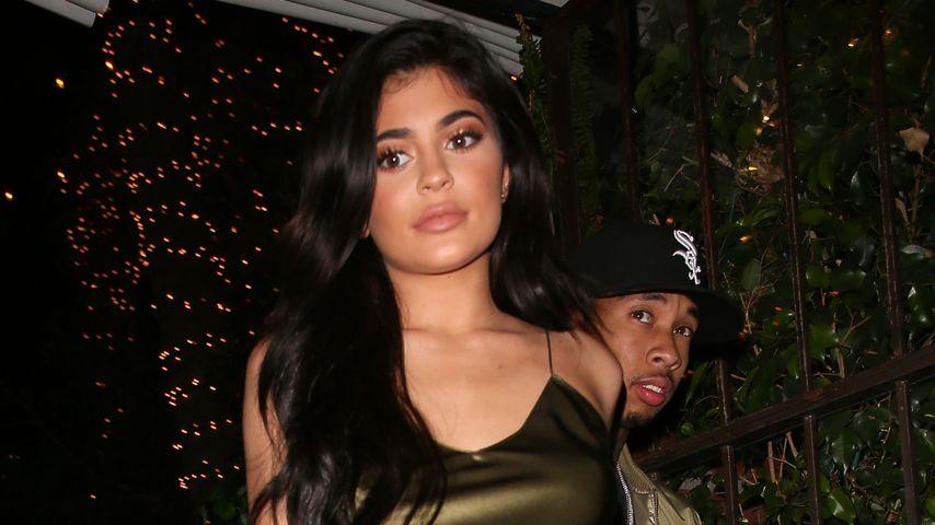 Kylie Jenner mit Freund Tyga