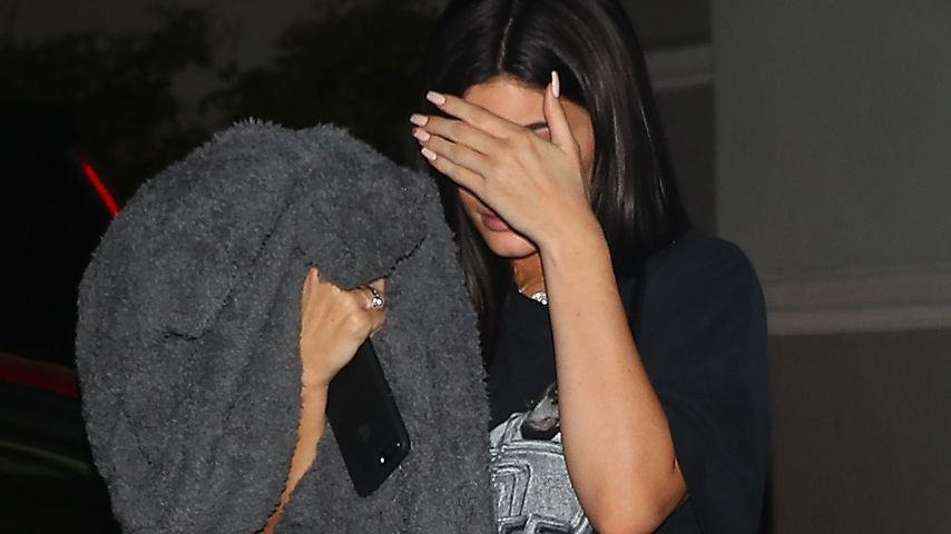 Kylie Jenner in Los Angeles
