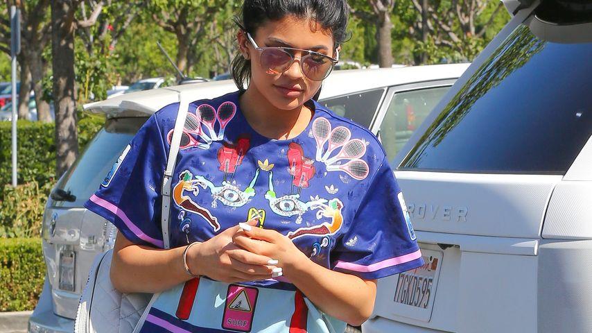 Verrückt: Kylie Jenners Sport-Outfit kostet 437 Dollar!