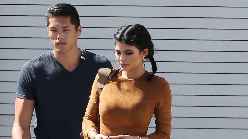 Heißer Beschützer: So sexy ist Kylie Jenners Bodyguard!