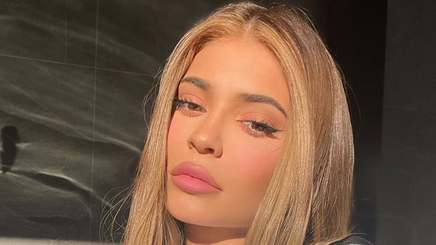 Kylie Jenner im April 2020
