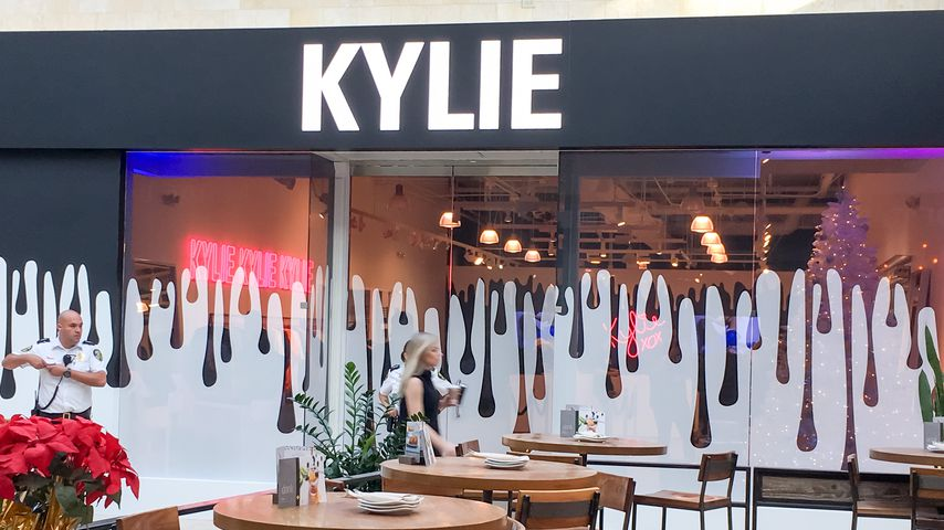 Kylie Jenners erster Shop in Los Angeles