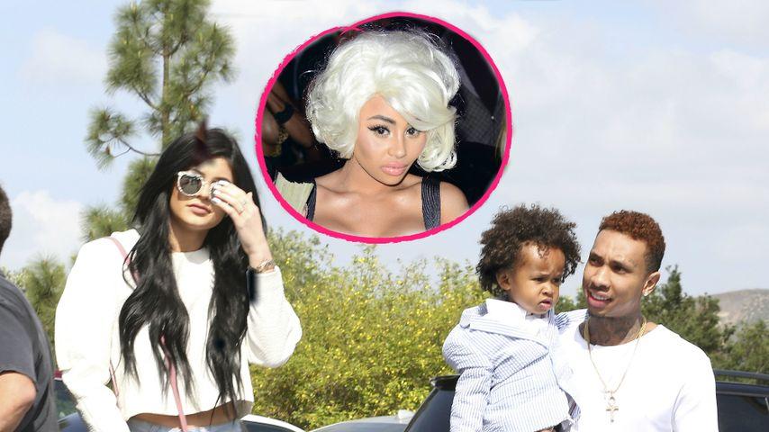Tyga-Ex total sauer: Kylie Jenner-Verbot für ihren Sohn
