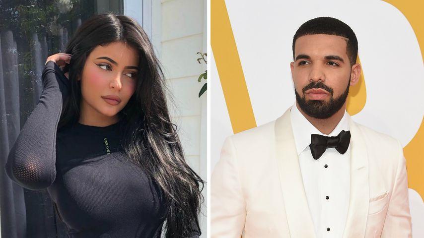 Auf Geburtstagsparty: Läuft da was zwischen Kylie und Drake?