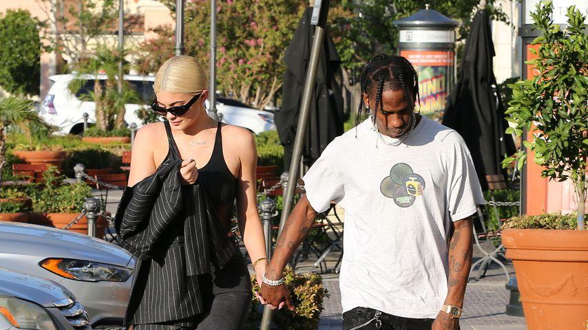 """""""Kompliziert"""": Das denkt Kylie Jenner über Heirat mit Travis"""
