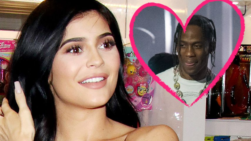 Für seine Kylie: Travis Scott schenkt ihr Meer aus Rosen!