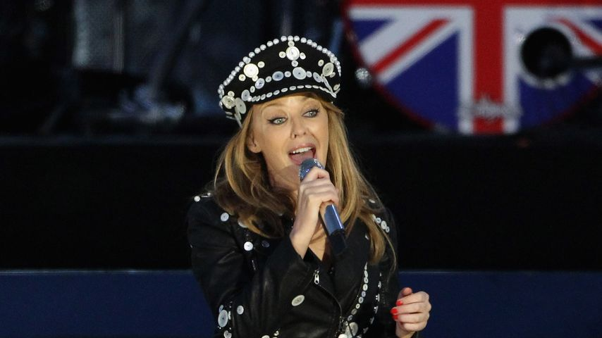 Kylie Minogue beim Diamond Jubilee - Buckingham Palace Concert
