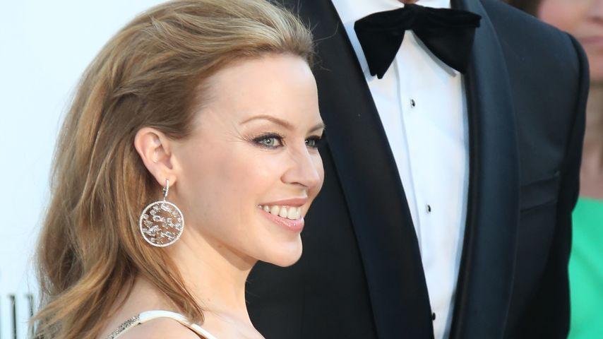 Kylie Minogue und Andrés Velencoso