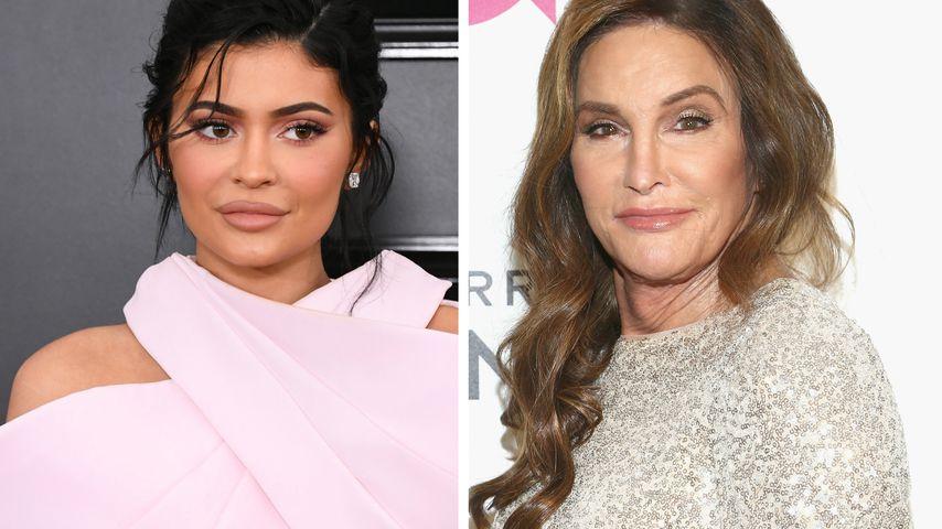 Kylie Jenner feiert Milliardärinnen-Titel mit Papa Caitlyn