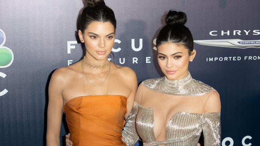 Kylie und Kendall Jenner