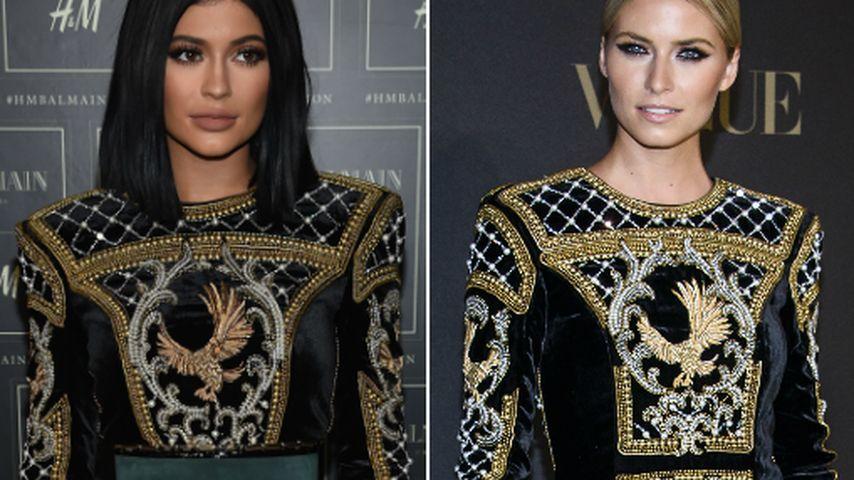 Hingucker: Kylie Jenner & Lena Gercke als Style-Zwillinge!