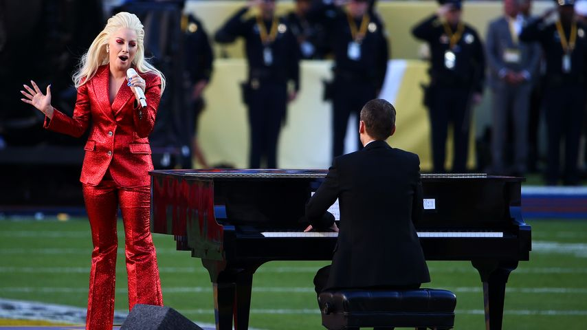 Super Bowl 2016: Lady Gagas Nationalhymne überrascht alle