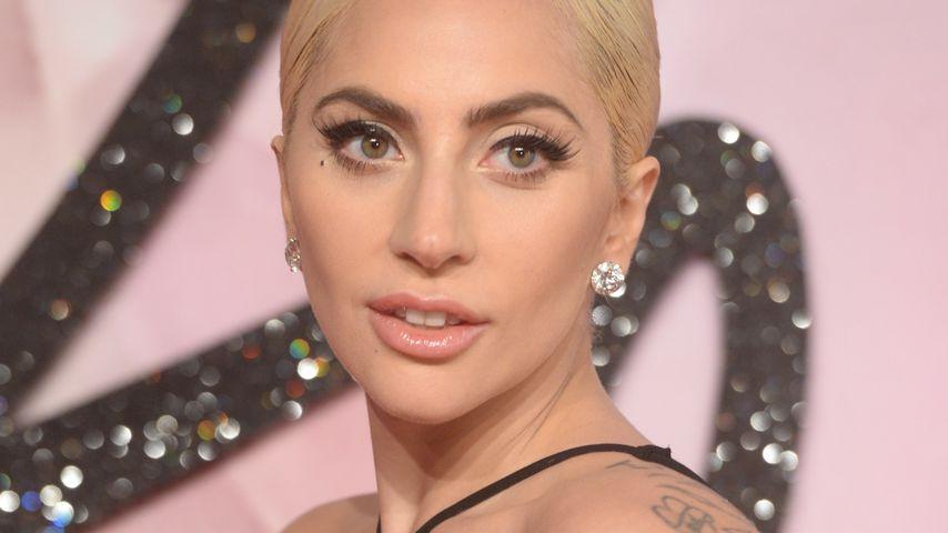 Lady Gaga bei den Fashion Awards 2016