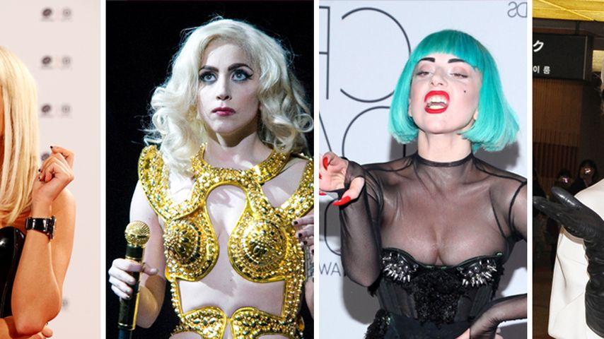 Happy Birthday! Lady GaGa wird heute 26!