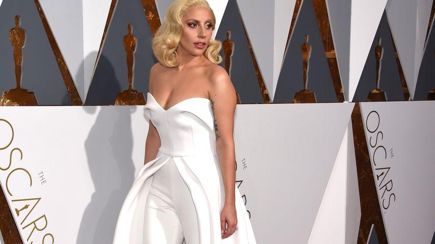 Lady Gaga bei der Oscarverleihung 2016