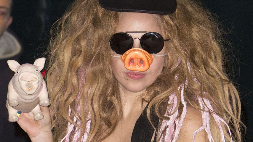 Lady Gaga , Sängerin