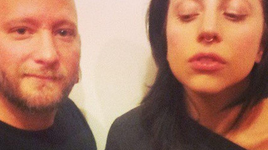 Nanu: Lady GaGa trägt jetzt einen Nasen-Ring