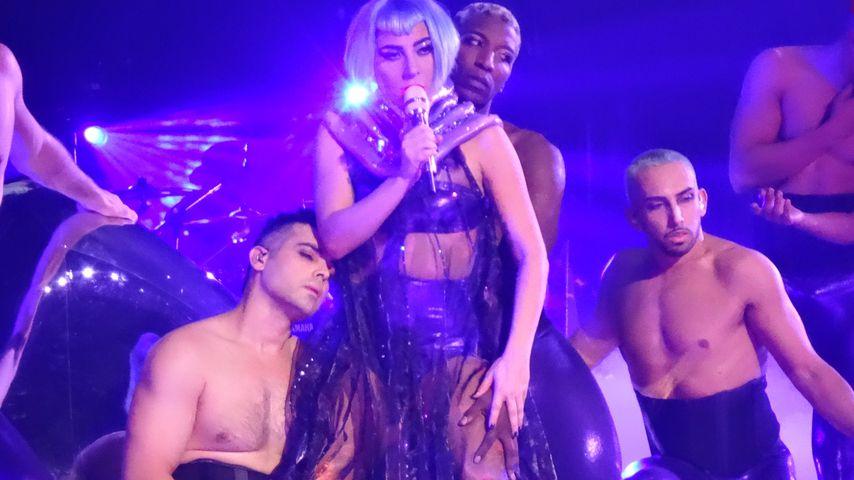 """Bei Las Vegas-Show: Lady Gaga musste bei """"Shallow"""" weinen"""