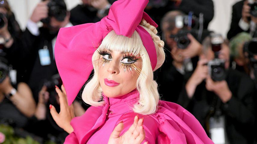 Nach Kuss auf Bühne: Ist Lady Gaga etwa wieder verliebt?