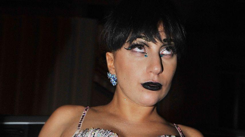 Wie Arielle: Lady GaGa zeigt sich im Muschel-BH