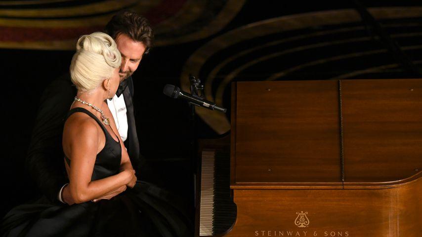 Lady Gaga und Bradley Cooper