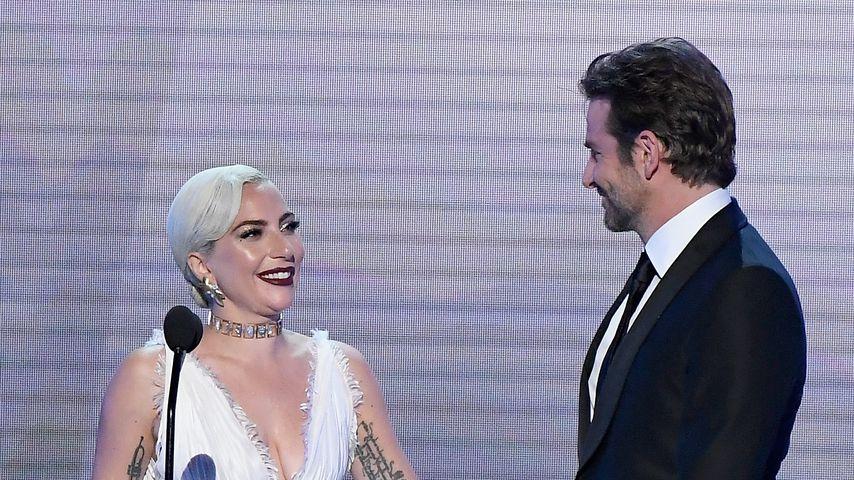 Lady Gaga und Bradley Cooper bei den Screen Actors Guild Awards