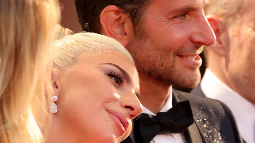 """Lady Gaga und Bradley Cooper bei der Premiere von """"A Star Is Born"""" in Venedig"""