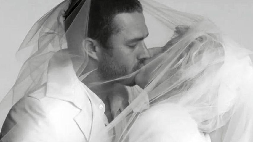 Heimliche Hochzeit? Liebesfotos von Lady GaGa