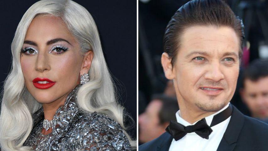 Was läuft zwischen Lady Gaga & Schauspieler Jeremy Renner?