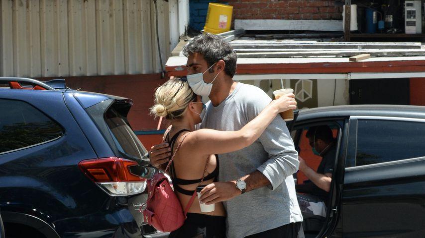 Lady Gaga und Michael Polansky, Mai 2020