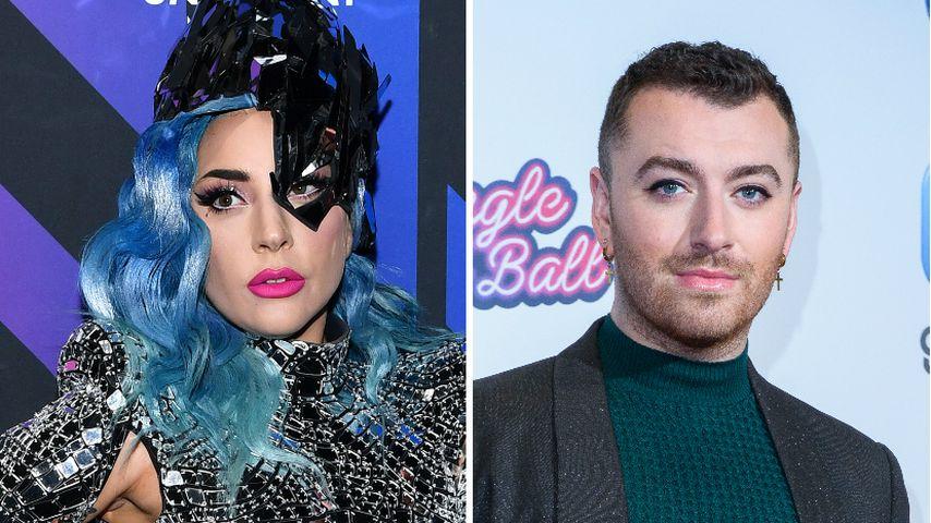 Lady Gaga gab Sam Smith Kraft, sich als nicht-binär zu outen