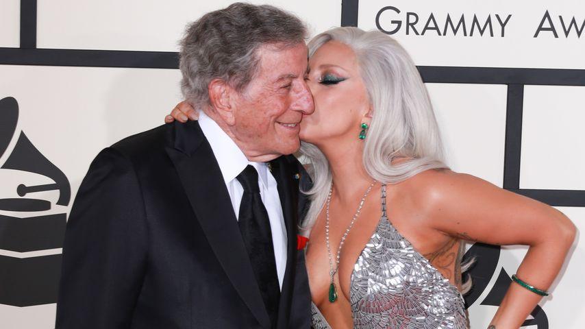 Lady GaGa und Tony Bennett