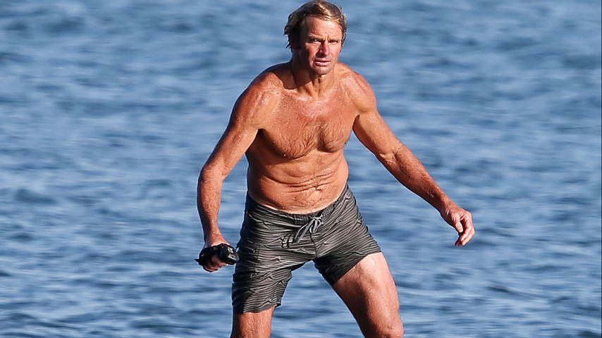 Laird Hamilton in Malibu im Jahr 2020