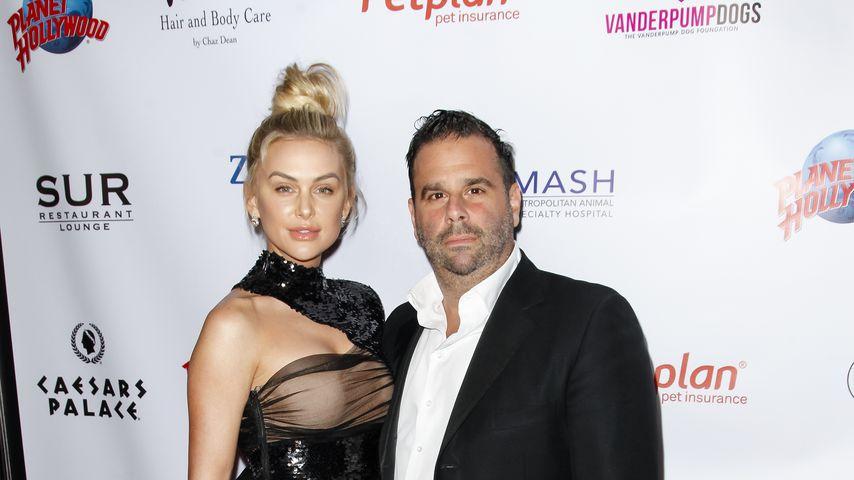 Lala Kent und Randall Emmett, November 2019