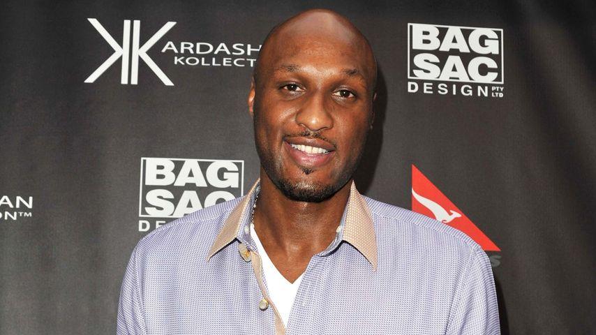 Lamar Odom: So verbrachte er seinen 36. Geburtstag