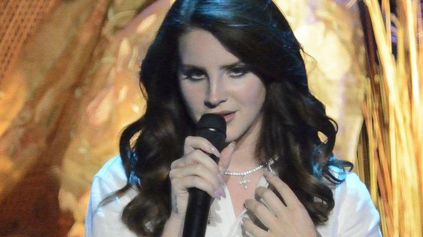 Wow! Lana Del Rey sang bei Kimye-Hochzeit für lau