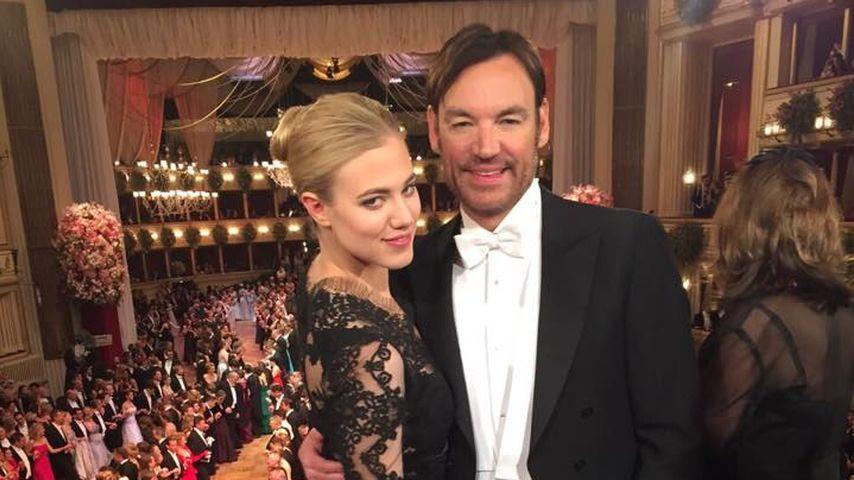 Walzer-Alarm: Larissa Marolt glänzt auf Opernball!