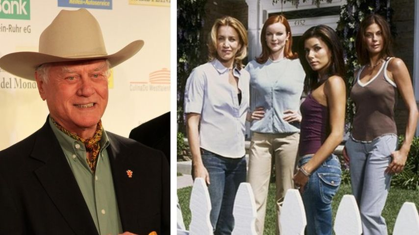 "Dallas-Star zu Gast bei ""Desperate Housewives"""