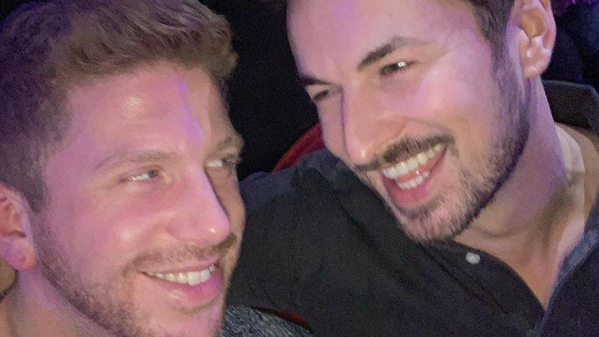 """Die """"Prince Charming""""-Stars Lars Tönsfeuerborn und Nicolas Puschmann"""