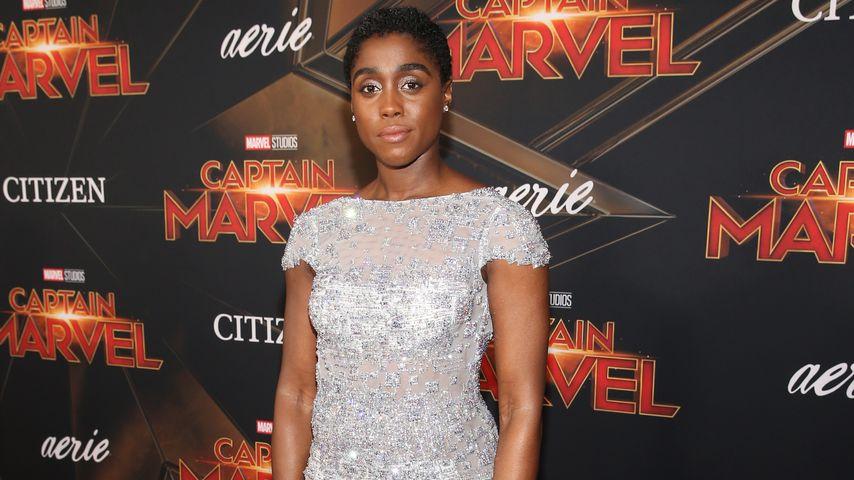 "Lashana Lynch bei der ""Captain Marvel""-Weltpremiere 2019 in Hollywood"