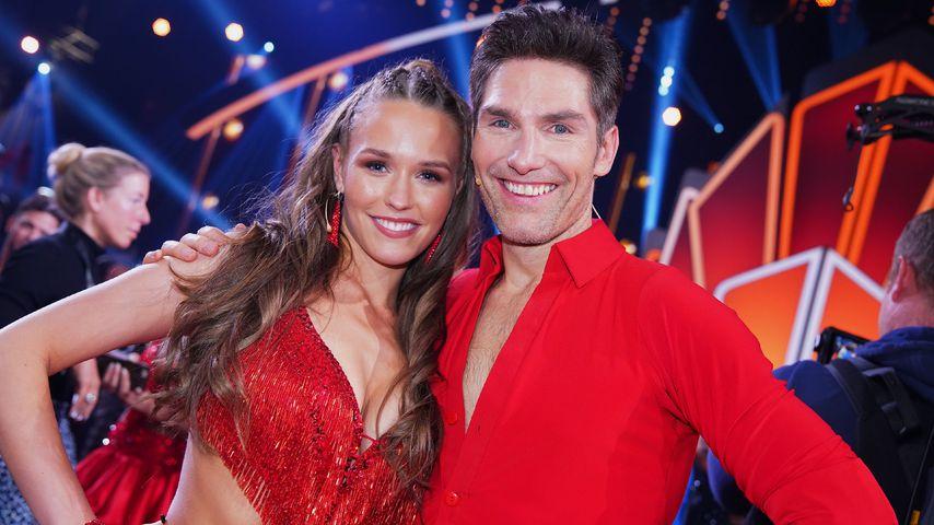 """Let's Dance""-Comeback: Laura tanzt wieder mit Christian"
