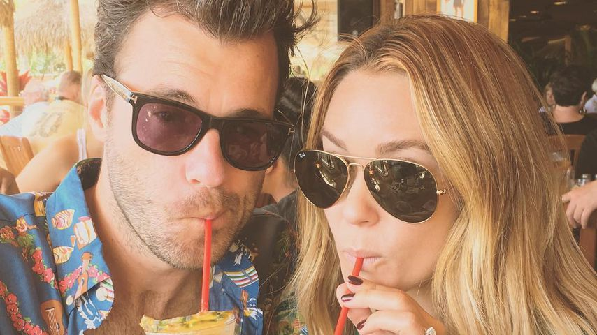 William Tell und Lauren Conrad