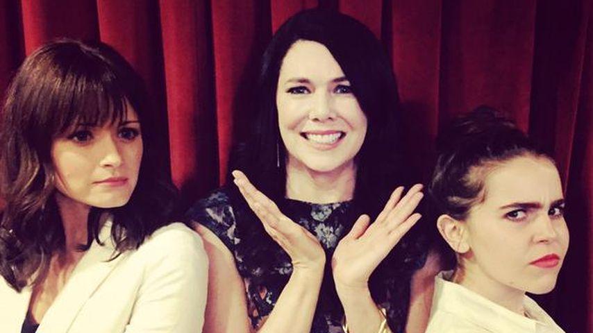 Lauren Graham: Können ihre TV-Töchter sich nicht ausstehen?