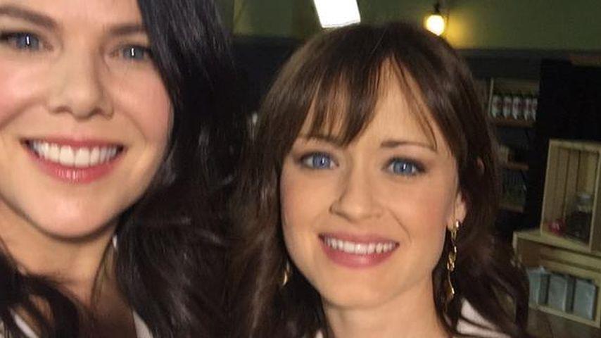 Lauren Graham und Alexis Bledel