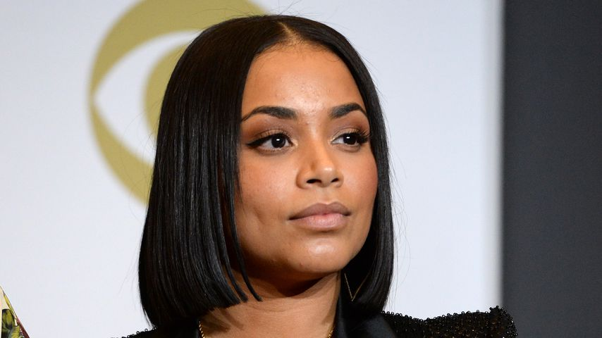 Lauren London im Januar 2020 in Los Angeles