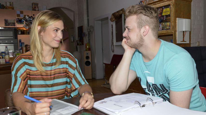 Sophie und Jonas: Was sagen die Fans zum neuen GZSZ-Paar?