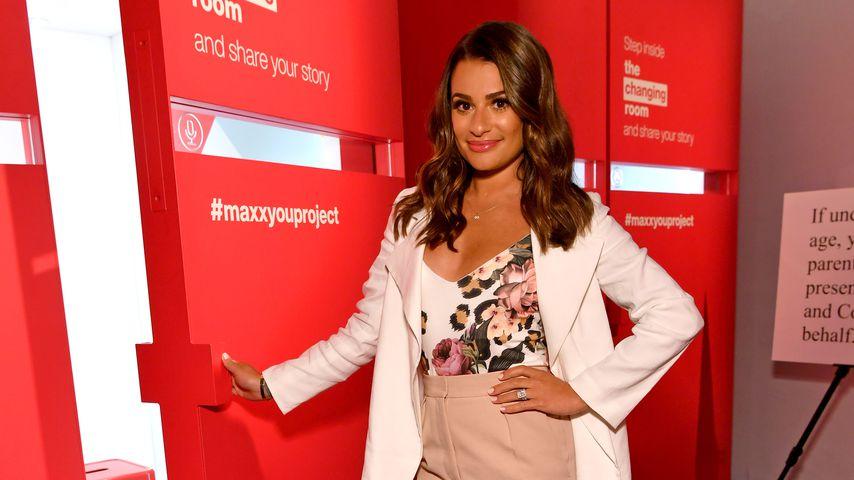 Lea Michele im Juni 2019