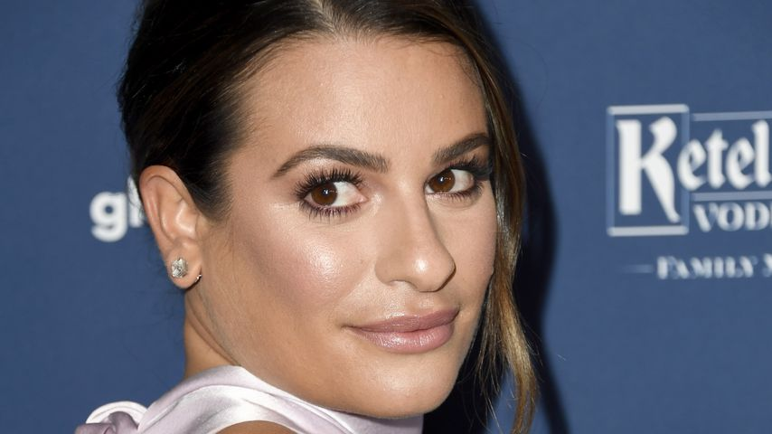 Lea Michele bei den Glaad Media Awards