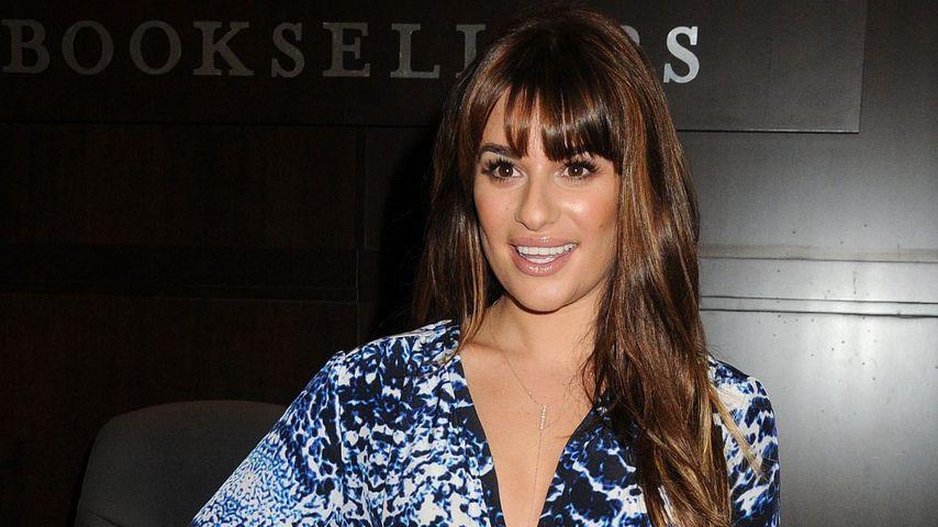 Lea Michele hoch erfreut: Sie schreibt ein 2. Buch