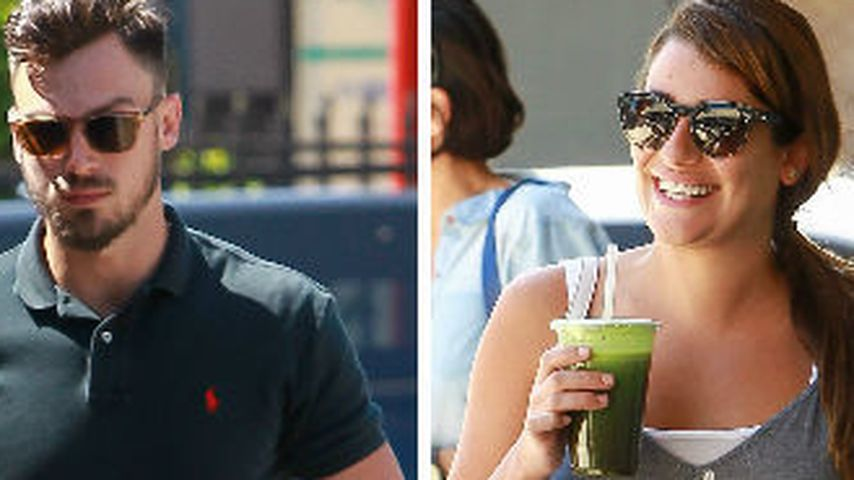 Lea Michele: Romantik-Wochenende mit ihrem Matthew
